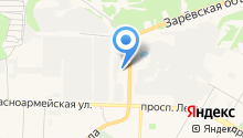 Государственное ветеринарное управление г. Дзержинска на карте