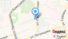 General-Auto на карте