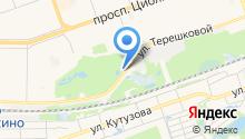 Деловой Контакт на карте