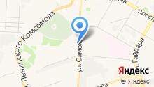 CarParks на карте