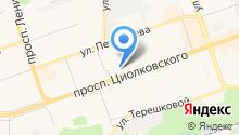 Since 2010 на карте
