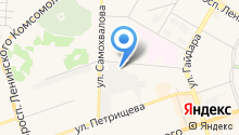 Банкомат, АКБ САРОВБИЗНЕСБАНК на карте