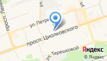 Архитектурная студия Понизовкиных на карте