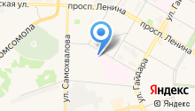 ЖК Сервис на карте