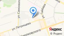 Айти-Хост на карте
