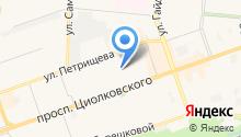 Дзержинсклифтремонт на карте