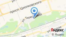DIVO на карте
