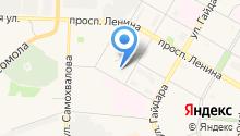 Vitex на карте