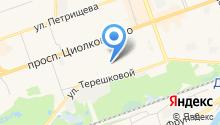 Детский сад №124 на карте