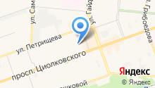 Домоуправляющая компания на карте
