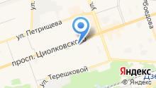 Автоспецтранс на карте