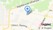 Дзержинская объединенная техническая школа на карте