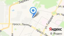 Sтелс на карте
