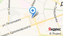GSM Сота Сервис на карте