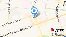 ВолгаТрансХим на карте