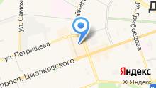 HEMANI на карте