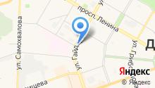 Гран-Д на карте