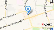 Банкомат, Волго-Вятский банк Сбербанка России на карте