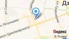 Центр Оперативной Печати на карте