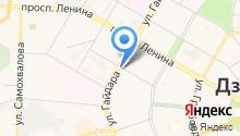 Fortuna на карте