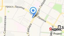 Автозапчасти Онлайн на карте