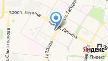 Auto-Dimex на карте