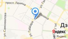 Бизнес Курьер на карте