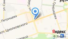 Бюро займов на карте