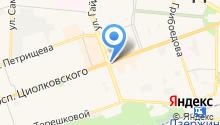Goldy на карте