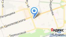 Виталина на карте