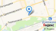 Агростройсервис на карте