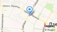 Братислава на карте