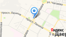 RoutExpress на карте