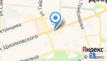 MTonline.ru на карте