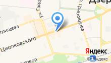 Vitrina на карте