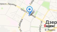 Детский сад №117 на карте