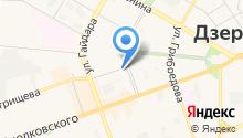 Гарант - юридическая компания на карте