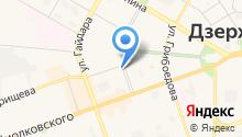 Берризайм на карте