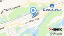 ВолгаМеталлСнаб на карте