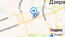 Овощной привоз на карте