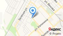 Кадастровый инженер Джамришвили М.Т. на карте