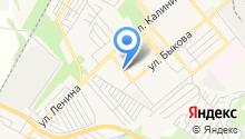 Георгиевская управляющая компания на карте