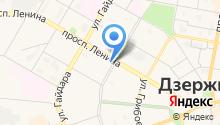 Boutique Tul`pan на карте