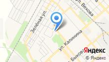 Георгиевский отдел Управления Федеральной службы государственной регистрации, кадастра и картографии по Ставропольскому краю на карте