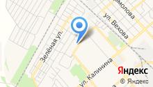 Ростовский государственный экономический университет на карте
