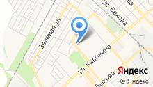 Городская детская библиотека №5 им. С.В. Михалкова на карте