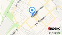 Георгиевская центральная поликлиника на карте