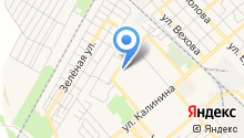 Почтовое отделение №11 на карте