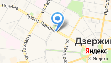 АСКОНИЯ на карте