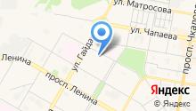 АвтоБазаНН на карте
